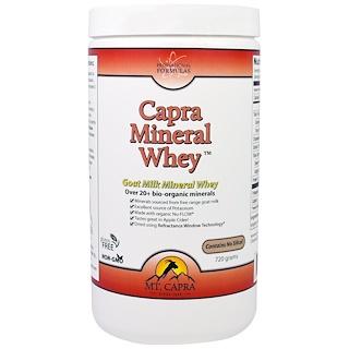 Mt. Capra, Capra Mineral Whey, (720 g)
