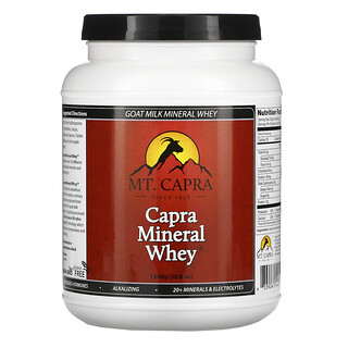 Mt. Capra, Capra Mineral Whey, 50.8 oz (1440 g)