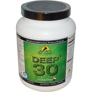 Мт Капра, Deep? 30, Coconut Dream, 2 lb (907 g) отзывы