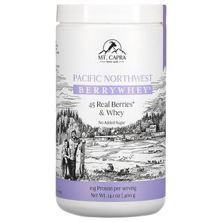 Mt. Capra, Pacific Northwest BerryWhey, 14.1 oz (400 g)