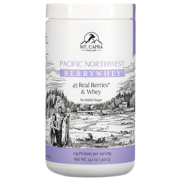 Pacific Northwest BerryWhey, 14.1 oz (400 g)