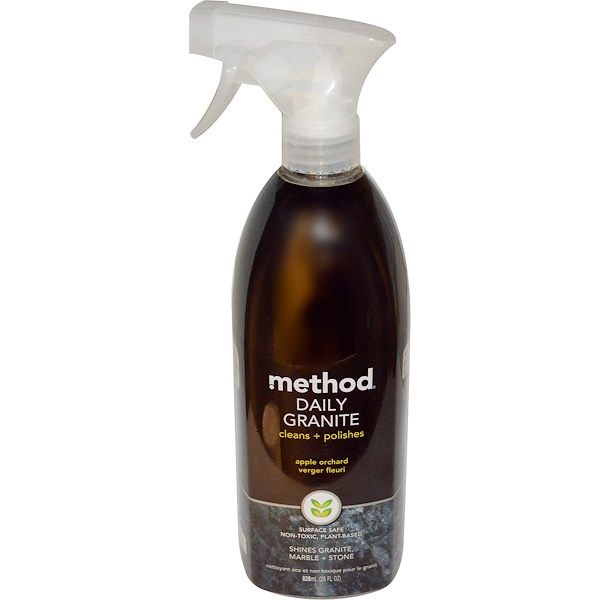 Method, Daily Granite, Apple Orchard, 28 fl oz (828 ml) (Discontinued Item)