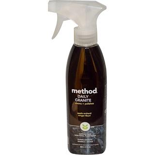 Method, デイリーグラナイト、グラナイト + アップルオーチャード、12 fl oz (354 ml)