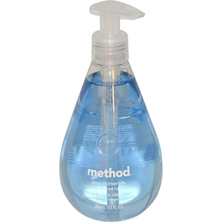 Method, Hand Wash, Sea Minerals, 12 fl oz (354 ml)