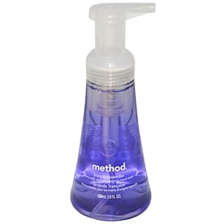 Method, Foaming Hand Wash, French Lavender, 10 fl oz (300 ml)