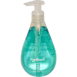 Method, Hand Wash, Waterfall, 12 fl oz (354 ml)