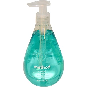 Метод, Hand Wash, Waterfall, 12 fl oz (354 ml) отзывы покупателей