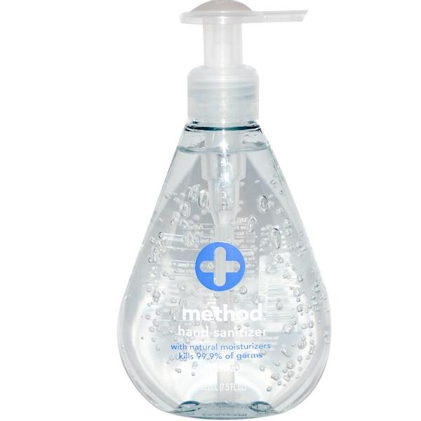 Method, Hand Sanitizer, Sweet Water, 7.5 fl oz (222 ml) (Discontinued Item)