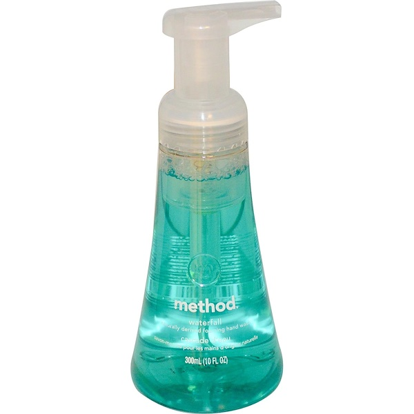 Method, Foaming Hand Wash, Waterfall, 10 fl oz (300 ml) (Discontinued Item)