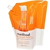 Method, Nachfⁿllung fⁿr Spⁿlmittel, Clementine, 36 fl oz (1064 ml)