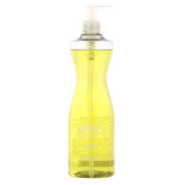 Method, 食器用洗剤, レモンミント, 18 液量オンス (532 ml) (Discontinued Item)