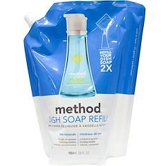 Method, Dish Soap Refill, Sea Minerals, 36 fl oz (1064 ml)