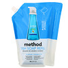 Method, Dish Soap Refill, Sea Minerals, 36 fl. oz.