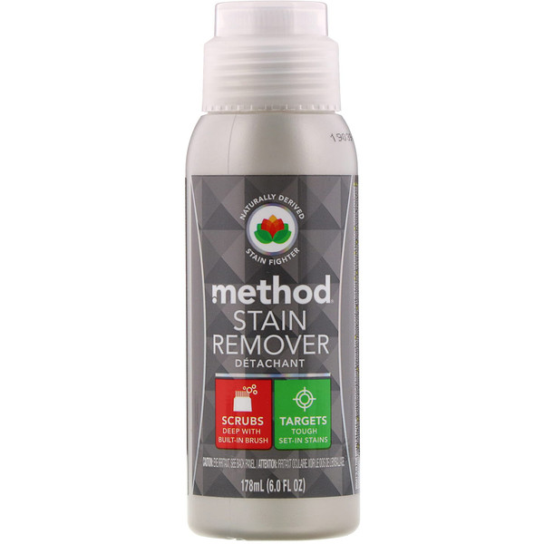 Method, Stain Remover, 6 fl oz (178 ml) (Discontinued Item)