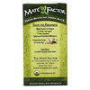 Mate Factor, Organic Yerba Mate, Fresh Green, 24 Tea Bags, 2.96 oz (84 g)