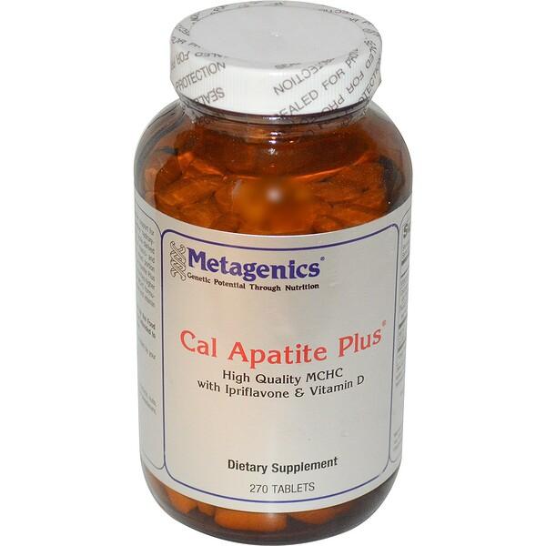 Metagenics, Cal Apatite Plus, 270 Tablets (Discontinued Item)