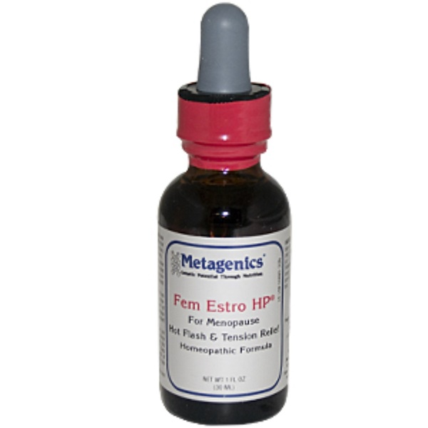 Metagenics, Fem Estro HP, 1 fl oz (30 ml) (Discontinued Item)