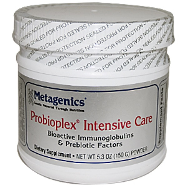 Metagenics, Probioplex Intensive Care Powder, 5.3 oz (150 g) (Discontinued Item)