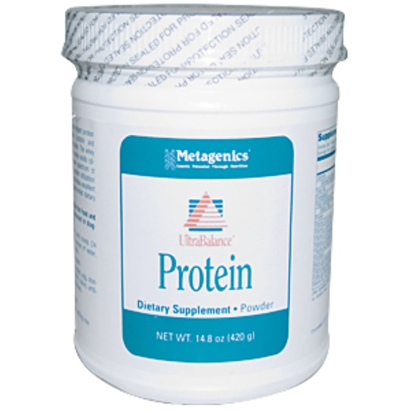 Metagenics, UltraBalance Protein Powder, 14.8 oz (420 g) (Discontinued Item)