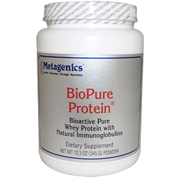 Metagenics, BioPure Protein, Powder, 12.3 oz (345 g) (Discontinued Item)