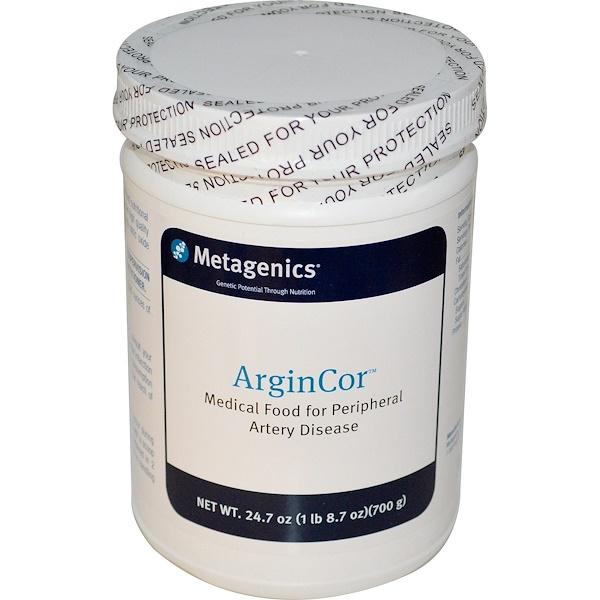 Metagenics, ArginCor, 24.7 oz (700 g) (Discontinued Item)