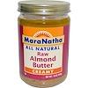 MaraNatha, All Natural Raw Almond Butter, Creamy, 16 oz (454 g)