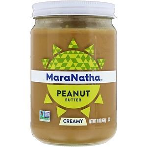 МараНата, Peanut Butter, Creamy, 16 oz (454 g) отзывы