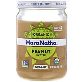 Отзывы о MaraNatha, Органическое арахисовое масло, сливочное, 16 унций (454 г)