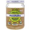 MaraNatha, Manteiga de Amendoim Orgânica, Creme, 454 g (16 oz)