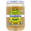 MaraNatha, Organic Peanut Butter, Creamy, 16 oz (454 g)