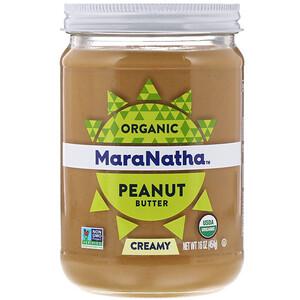 МараНата, Organic Peanut Butter, Creamy, 16 oz (454 g) отзывы