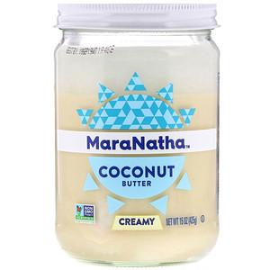 МараНата, Coconut Butter, Creamy, 15 oz (425 g) отзывы покупателей