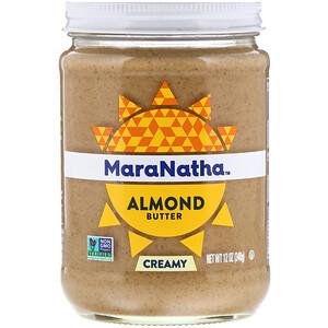 МараНата, Almond Butter, Creamy, 12 oz (340 g) отзывы