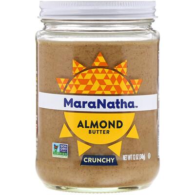 Купить MaraNatha Миндальное масло, Хрустящее, 12 унц. (340 г)