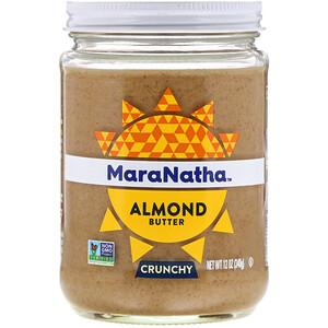МараНата, Almond Butter, Crunchy, 12 oz (340 g) отзывы покупателей