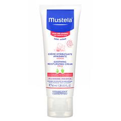 Mustela, 嬰兒專用舒敏保濕面霜,1.35 液量盎司(40 毫升)