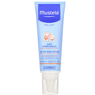 Mustela, Baby, After Sun Lotion, 4.22 fl oz (125 ml)