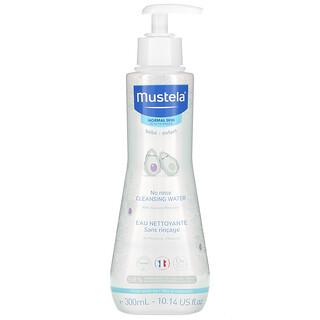 Mustela, Baby, No Rinse Cleansing Water, 10.14 fl oz (300 ml)