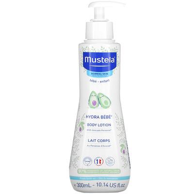 Купить Mustela Baby, Hydra Baby Body Lotion with Avocado, For Normal Skin, 10.14 fl oz (300 ml)