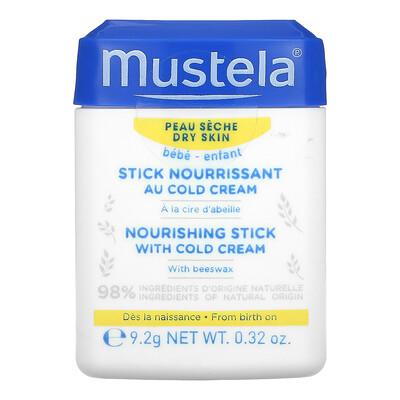 Купить Mustela Baby, Nourishing Stick with Cold Cream, 0.32 oz (9.2 g)