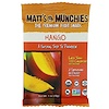 Matt's Munchies, Mango, empaque de 12, 1 oz (28 g) c/u