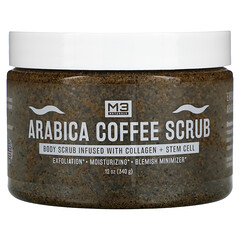 M3 Naturals, 阿拉比卡咖啡磨砂,12 盎司(340 克)