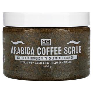 M3 Naturals, Arabica Coffee Scrub, 12 oz (340 g)