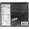 MET-Rx, Big 100, barrita para reemplazar comidas, churro de vainilla y caramelo, 9 barritas, 100g (3,52oz) cada una