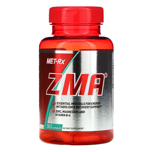 Мет РХ, ZMA, 90 Capsules отзывы