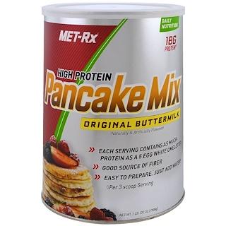 MET-Rx, High Protein Pancake Mix, Original Buttermilk, 32 oz (908 g)