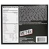 MET-Rx, Big 100, Батончик Вместо Еды, Хрустящее Супер Печенье, 9 Батончиков, по 3,52 унции (100 г) каждый