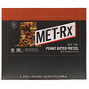 MET-Rx, Big 100, Meal Replacement Bar, Peanut Butter Pretzel, 9 Bars, 3.52 oz (100 g) Each