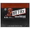 MET-Rx, Protein Plus، حلوى الشيكولاتة الفاخرة، 9 قطع، 3.0 أوقية (85 جم) لكل واحدة