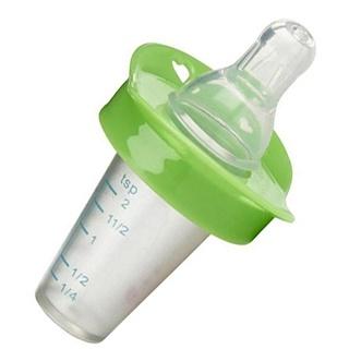 Munchkin, Медикатор, Бутылочка с градуировкой для жидких лекарств, от 0 месяцев